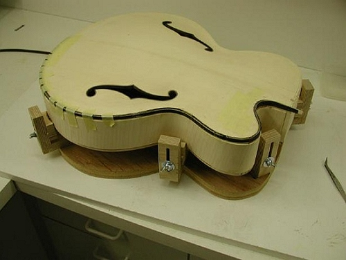 archtop binding